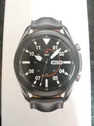Título do anúncio: Smartwatch Galaxy Watch 3 45mm - Preto