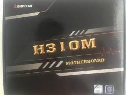 Placa mãe H310m
