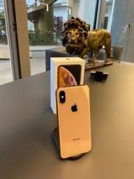 iPhone, XS, Gold, 256gb  (SEMI-NOVO) LOJA FÍSICA NEXTECH