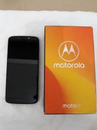 Título do anúncio: Vendo Moto E5 32Gb Com Caixa E Nota Fiscal!