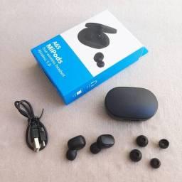Fone De Ouvido Sem Fio A6s Mipods Wireless Bluetooth 5.0