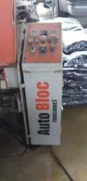 vendo fábrica de saco lixo   marca minemátsu de 75 mm