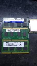Memorias e um Processador