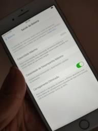 Celular iPhone 8 plus 64gb rose estado de zero , no plástico , impecável