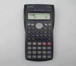 Título do anúncio: Calculadora Casio Fx-82ms Usada