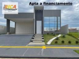 Vende-se uma excelente casa, apta a financiamento, no condomínio Alphaville Porto Velho-RO