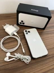 Título do anúncio: iPhone 11 Pro - 64 GB - prata