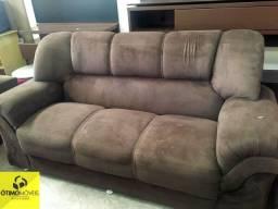 Promoção  sofá 3 lugares por apenas R$:450,00
