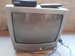 TV analógica 29 polegadas
