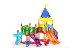 Peppa pig playground