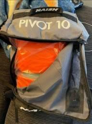 Título do anúncio: Kitesurf Kite Naish Pivot 2021 - 10m NOVO