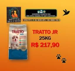 Título do anúncio: Tratto Jr. 25kg
