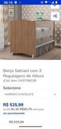 berco satriani americano 0.70cm mini cama a96xL77xP133