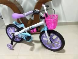 Título do anúncio: Bicicleta aro 16 ( Passamos Cartão**Acréscimo ) Cidade: Bauru