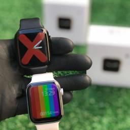 Smartwatch IWO W46 + Pulseira Extra com Garantia