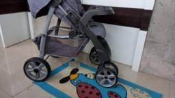 Carrinho de bebê 270.00 reais