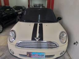 Título do anúncio: Mini Cooper 1.6 autom. troco e financio aceito carro ou moto maior ou menor valor