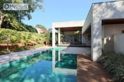 Sobrado com 3 dormitórios à venda, 410 m² por R$ 3.650.000 - Residencial Aldeia do Vale -