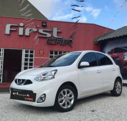 NISSAN MARCH 1.6 SV MT