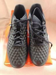 Tênis Nike  futsal novo zerado e tênis Mizuno futsal novo