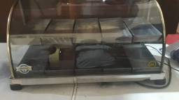 Refresqueira e estufa