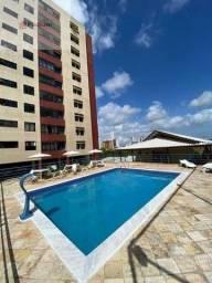 Apartamento à venda com 4 dormitórios em Aeroclube, João pessoa cod:38534