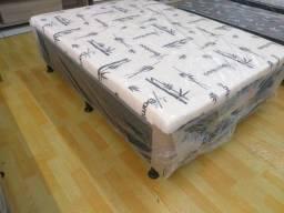 Promoção *Cama Box Casal , 10 cm de espuma, Direto Da Fabrica