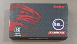 Título do anúncio: SSD NVME M.2 512GB