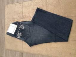 Calça jeans Denúncia