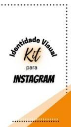 Identidade visual para Instagram
