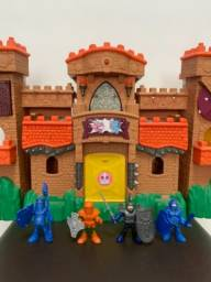 Castelo Medieval da Águia Imaginext