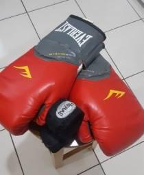 Luva Boxe/Muay Thai 12oz