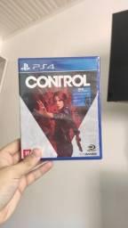 Jogo Control - PS4 (lacrado)