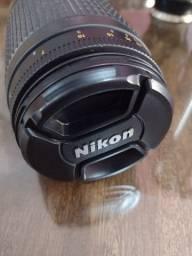 Lente Nikon 70-300mm.