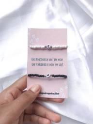 Título do anúncio: Presente criativo pulseiras casal melhores amigas