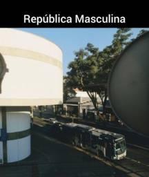 Título do anúncio: Aluguel de Quartos (república masculina)