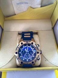 Vendo relógio novo invicta