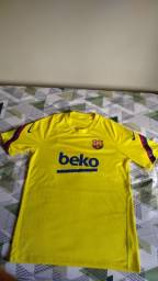 Camisa Oficial Treino Barcelona