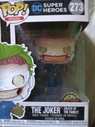 Título do anúncio: Funko Pop the joker (death of the family)