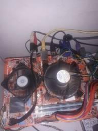 Vendo kit 1155..i3 3220 3 geração,,8 de RAM