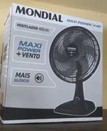 Ventilador De Mesa Mondial Maxi Power V-40