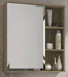 Vendo armário para banheiro treviso novo na caixa !