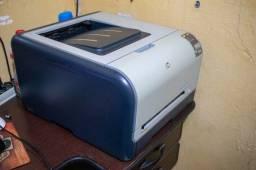 impressora transfer laser colorido HP cp 1515n