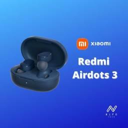 Fone de ouvido sem fio Xiaomi Redmi Airdots 3 Original