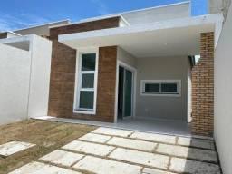 Casas Novas Planas, 6 X 24, Porcelanato, 86m2, 3 Qtos, Churrasqueira e 2 Vagas