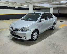 Toyota Etios Sedan XS 1.5 - 2017
