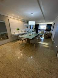 Apto em Boa viagem , 127 m², 3 Qts, Varanda, Vista Mar, 2 vagas