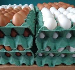 Caixa de ovos promoção
