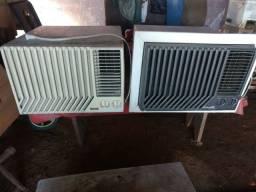 Vendo ar condicionado de janela ambos funcionando quente e frio podendo testar na hora