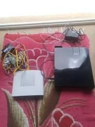 Roteadores Wi-Fi, Gvt e Oi usados